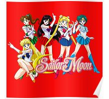 sailor moon Poster