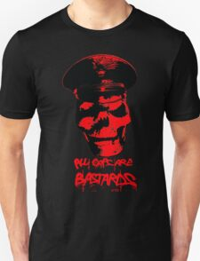 ACAB 2016 RED Unisex T-Shirt