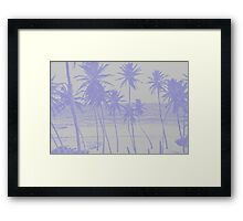 eco surfer Framed Print