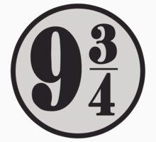 9 3/4 One Piece - Short Sleeve