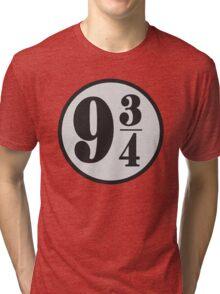 9 3/4 Tri-blend T-Shirt