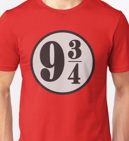 9 3/4 Unisex T-Shirt