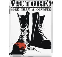 Step into VICTORY iPad Case/Skin