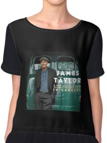 James Taylor in Concert 2016 Chiffon Top
