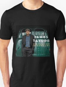 James Taylor in Concert 2016 T-Shirt