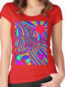 Fusion Women's Fitted Scoop T-Shirt