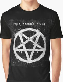 This Doesn't Djent Graphic T-Shirt