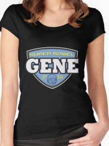 it's the super bowel! Women's Fitted Scoop T-Shirt
