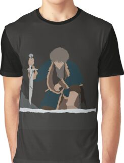 Bilbo Baggins - The Hobbit Graphic T-Shirt