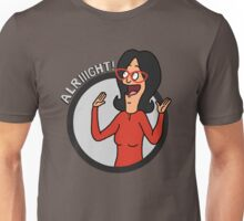 alriiight! Unisex T-Shirt