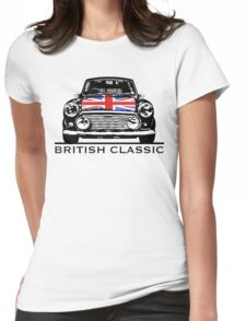 Morris : British Legend Womens Fitted T-Shirt
