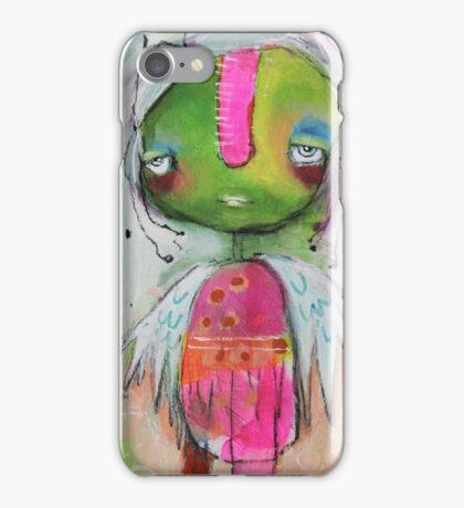 Turtle Girl  iPhone Case/Skin