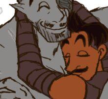 Adoribull Hug Sticker