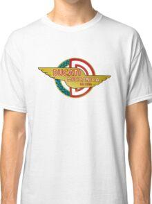 DUCATI MECCANICA VINTAGE LOGO Classic T-Shirt