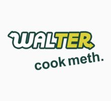 walter white Kids Tee
