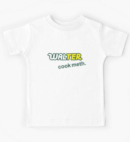 walter white Kids Tee