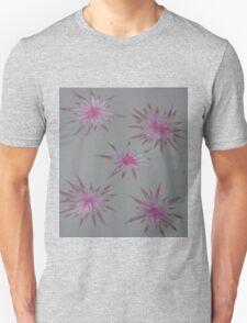 Starry Pinks Unisex T-Shirt