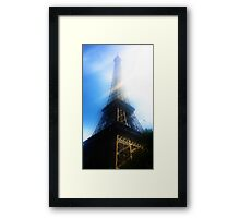 It's always sunny in Paris Framed Print
