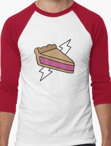 pieman Men's Baseball ¾ T-Shirt