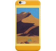 Desert Dune Pastel Art - Namib iPhone Case/Skin