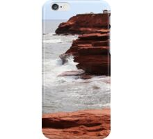 Cliffs of Cavendish PEI  iPhone Case/Skin