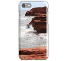 Cliffs of Cavendish PEI  iPhone Case/Skin