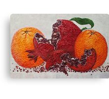 pomegranate of victory Canvas Print