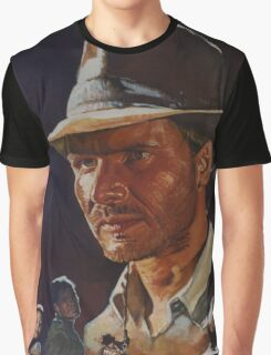 Raiders Of The Lost Ark Graphic T-Shirt