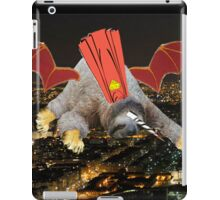 Sloth Hero iPad Case/Skin