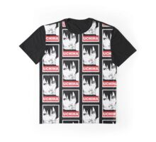 obey uchiha Graphic T-Shirt