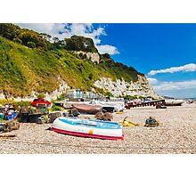 Beer Devon England UK Photographic Print