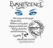 Evanescence Bring Me To Life Unisex T-Shirt