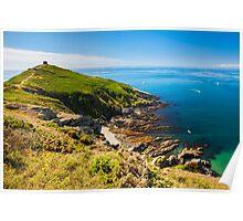 Rame Head Cornwall England Poster