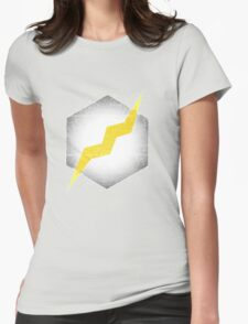 Flash Bolt (limited edition) Womens Fitted T-Shirt