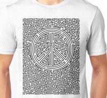 Ultimate peace maze Unisex T-Shirt