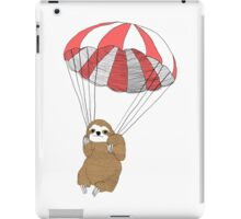Sloth Parachute iPad Case/Skin