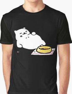 Tubbs - Neko Atsume Graphic T-Shirt