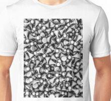 White chess pawns Unisex T-Shirt