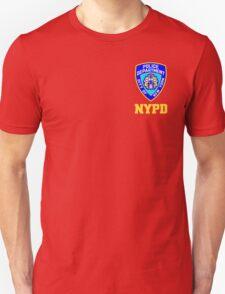 NYPD BADGE T-Shirt