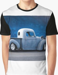 International Hot Rod Pickup 'In Profile' Graphic T-Shirt