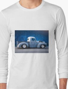 International Hot Rod Pickup 'In Profile' Long Sleeve T-Shirt