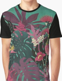 Tropical Tendencies Graphic T-Shirt