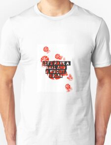 The White Stripes - Ball and a biscuit  Unisex T-Shirt