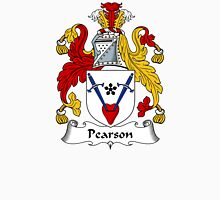 Pearson Coat of Arms / Pearson Family Crest Unisex T-Shirt