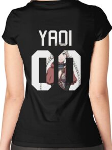Fire Emblem Fates - Nina / Eponine (YAOI) Women's Fitted Scoop T-Shirt
