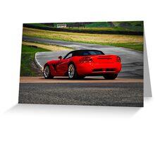 Dodge Viper SRT/10 Roadster Greeting Card