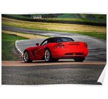 Dodge Viper SRT/10 Roadster Poster