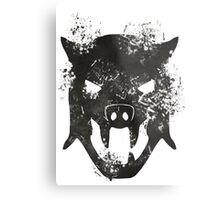 The Hound Metal Print