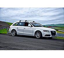 2011 Audi A4-2 Sports Sedan Photographic Print