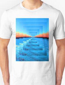 Infinity Snow Unisex T-Shirt